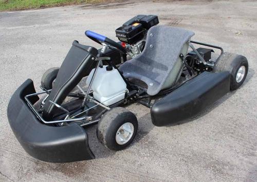 200cc Road Rat XR Racing Go Kart