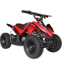 Youth Atv Brand New Mototech Mini Quad V2