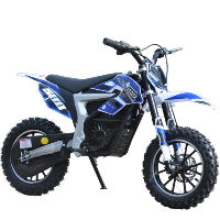 500w MotoTec 36v Electric Dirt Bike Lithium