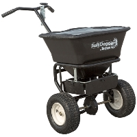 Salt Dogg Walk-Behind Drop Spreader 100 Lb. Capacity