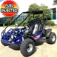 200 Go Kart TrailMaster XRS EFI Go Kart 168.9cc