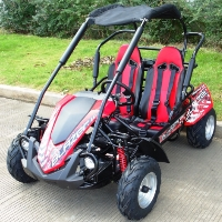200cc TrailMaster Blazer 200R Mid Size Go Kart
