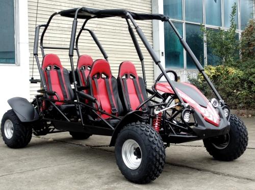 150cc Go Kart Adult Trailmaster Blazer 4 150cc Go Kart Full Size 4 Seater Family Go Cart