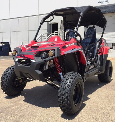 Side By Side Utv >> 300cc Challenger 300s Utv Side By Side Utility Vehicle