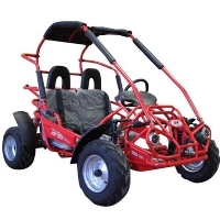 200cc Rally Force Go Kart w/ Reverse