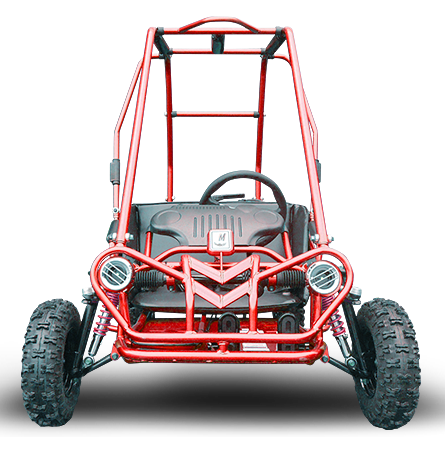 TrailMaster XRS+ 200 Go Kart Mini Size 170cc - Size of 110cc Go Kart