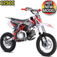 Trailmaster 125cc Dirt Bike Automatic Four Stroke Bike - TM21-125cc