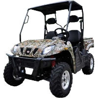 Brand New Trailmaster Taurus 400S Rear Solid Axle UTV