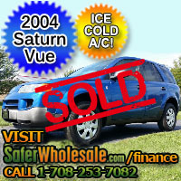 2004 Cheap Used Saturn Vue Vehicle - Low Price Car