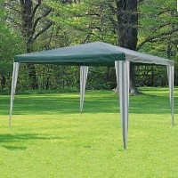 High Quality Green 10x10 Gazebo Party Tent Canopy