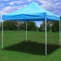 10' x 10' Pop Up Sky Blue Party Tent