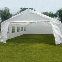 20' x 32' Large White Heavy Duty Portable Garage Carport Canopy Party Tent