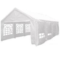 Heavy Duty White 13' x 26' Party Tent