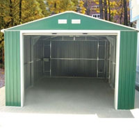 Duramax 12x32 Imperial Metal Storage Barn Garage