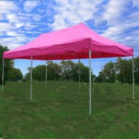 Poppin' Pink 10'x20' Pop Up  Canopy / Tent