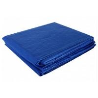 18' x 20' Blue Polyethylene Tarp
