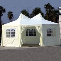 22 x 16 White Party Tent