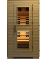 2 Person Super Elite Sauna