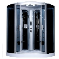 Steam Shower Enclosure w/ TV, Radio & Control Panel