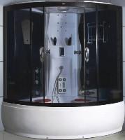 Two Person Shower Enclosure w/ Seats, Massage & Radio