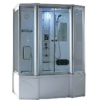 Zen Brand New Steam Shower w/ Jetted Tub