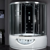 Zen Brand New Computerized Jetted Bath Tub & Steam Shower