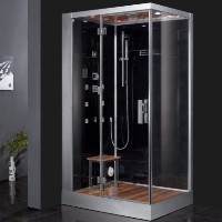 Zen Brand New Computerized Multifunction Walk In Steam Shower