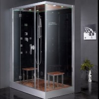 "Brand New Walk In Steam Shower 59"" x 35"" x 89"""