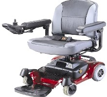 High Quality HS - 1500 Compact Portable Power Chair