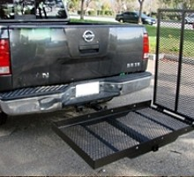WHEELCHAIR MOBILITY CARRIER