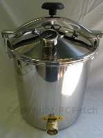 18L Autoclave Steam Sterilizer - Gas Or Electric