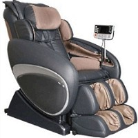 Executive Zero Gravity Heated Massage Chair