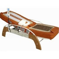 New Model Infrared Therapy Massage Bed / Spinal Traction Table