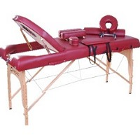 "Rose Soozier 3"" Thick Portable Massage Table"