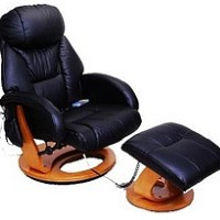 i3238 Black or Brown Leather Massage Chair