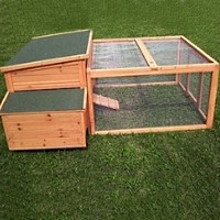 High Quality Large Wood Chicken Coop Poultry House
