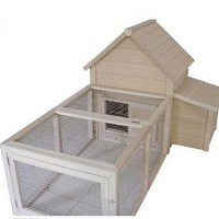 High Quality Chicken Barn & Pen with Extra Pen Option