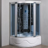 Hydro Massage Jets & Personal Steam Spa Sauna