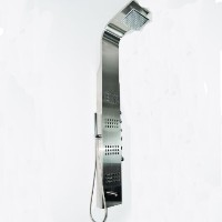 Zen Brand New Stainless Steel Shower Panel Rain Massage System