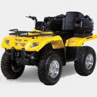 400cc Utility ATV Quad - 5 Speed + Reverse