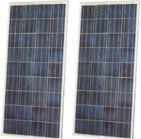 High Quality 120 Watt Solar Panel - 2 Panels, 240 Total Watts