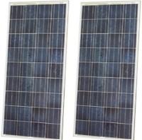High Quality 120 Watt Solar Panel - 2 Panels, 240 Total Watts