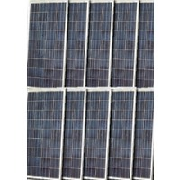 High Quality 120 Watt Solar Panel - 10 Panels, 1200 Total Watts