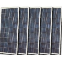 High Quality 120 Watt Solar Panel - 5 Panels, 600 Total Watts