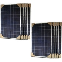 High Quality 280 Watt Solar Panel - 10 Panels, 2800 Total Watts