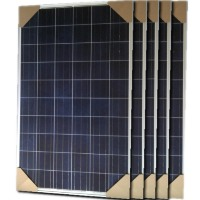 High Quality 280 Watt Solar Panel - 5 Panels, 1400 Total Watts