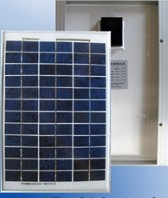 High Quality 10 Watt Off Grid Solar Panel 12V Battery Charger - 5 Pieces