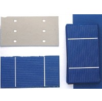 150 Grade B Multi-Crystalline 3x6 Untabbed Solar Cells - 260 Watts