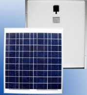 High Quality 60 Watt Off Grid Solar Panel 12V Battery Charger