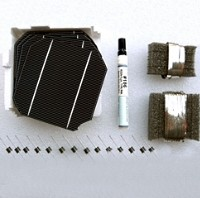 High Quality Solar DIY Panel 700W Kit - 300 Mono 5 x 5 Cells